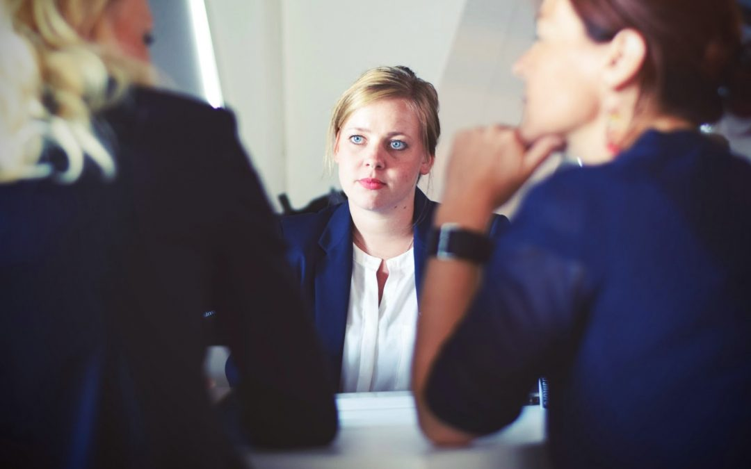 Women in higher ranks in academia, and tips for job interviews