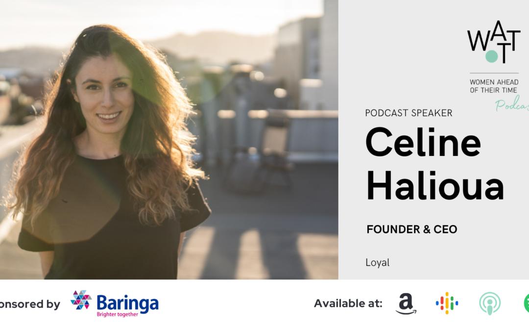 WATT Podcast – Episode 4: Interview with Celine Halioua